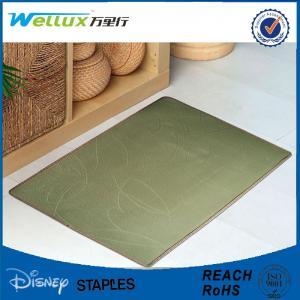China Waterproof Rubber Floor Mats For Restaurant / Home Door Entrance Dust Control on sale
