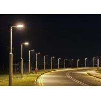 Buy cheap IP65 80W / 100w 150w High Power LED Street Light Pure White With Photocell 3000 - 6500K Aluminum Body from wholesalers