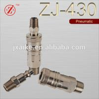 Cheap air quick relese coupling hose tail barb connector for sale