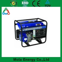 China 3KW Mini szie portable gas generator with AC single phase on sale