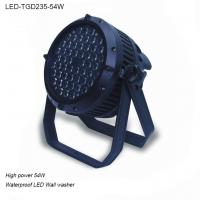 Cheap 54W round Outdoor IP65 high quality LED Wall washer light for sale