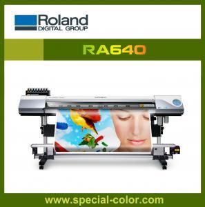Cheap small eco solvent printer Roland RA640,1.615mm,1440DPI for sale