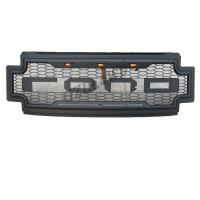 Cheap 2019 Ford F250 Super Duty Raptor Grill Mesh With Amber Lights  / Truck Accessories for sale