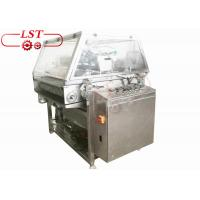 Cheap 100-200KG Capacity Chocolate Injection Machine CE Certification With Cooling Tunnel for sale