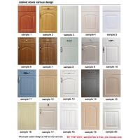 Hot Style Mdf Replacement Kitchen Cupboard Doors For Kitchen Cabinet Of Si Ya