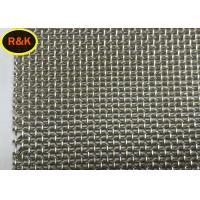 Cheap Multi Strand Architectural Wire Mesh Perforated For Staircases Isolation Screen for sale