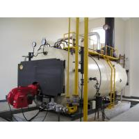 Cheap Electric 8 Ton Pressure Vessel Gas Fired Water Steam Boiler , Thermal Insulated for sale