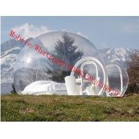 Cheap clear inflatable lawn tent , inflatable clear tent , igloo inflatable clear tent for sale