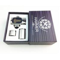 Cheap new arrival products Caravela mod with 3 tubes 18650 18500 18350 hammer mod for sale