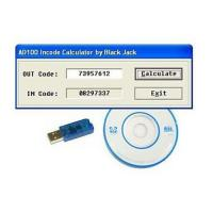 Cheap ALK Car pin code calculator T300 SBB MVP Incode Outcode Calculator for sale