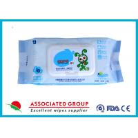 Cheap Ultra Packing Baby Cleaning Wipes Pearl Dot Spunlace Uncontinuorsly Extrating 90PCS for sale