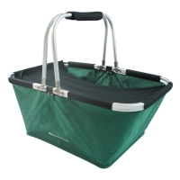 China PVC Carrying Bag 20L Folding Picnic Basket 1.4 Kgs on sale