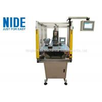Buy cheap Single station BLDC motor stator Cam structure Needle Winding Machine from wholesalers