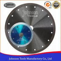 Cheap Smooth Diamond Stone Cutting Blades Cold Press Turbo Sintered Granite Cutting Blade for sale