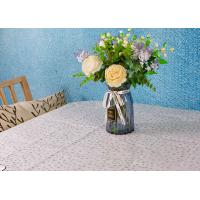 Buy cheap Eco-friendly Waxed Waterproof Printed Wood Pulp Disposable Paper Table Cloth, from wholesalers