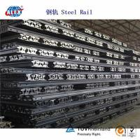 Buy cheap Light Steel Rail (6kg/9kg/12kg/ 15kg/22kg/30kg)used for mine from wholesalers
