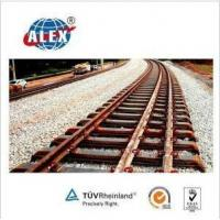 China New Technology Steel Railway Sleeper on sale