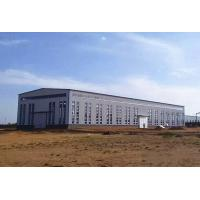 Cheap Prefabricated Structural Steel Warehouse Modern Quick Build New Designed for sale