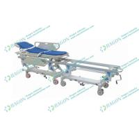 Cheap Luxurious Stretcher bed Cart for Transfer Patients / Aluminum Alloy transport stretcher for sale