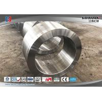 China Welding Ball Vavle Body Stainless Steel Forging For Long Distance Transport Pipes on sale