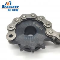 Cheap Nature Color 50B12T Conveyor Chain Sprocket 50 Simplex Roller Chain And Sprocket for sale