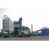 Cheap Diesel Fuel 30T Bitumen Tank Asphalt Mixing Plant With Auto Control System for sale