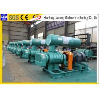 Cheap Positive Displacement Industrial Air Blower Carbon Black For Vacuum Packaging for sale