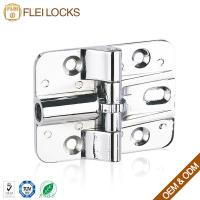 China Expose Axle Lift -off Corner Mount Positioning Hinge Screw-on Electric Cabinet Hinge Rating 180 on sale