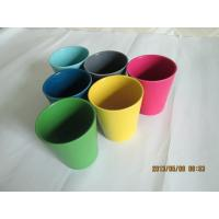 Cheap Eco Bamboo Fiber Tableware Coffe Cup for sale
