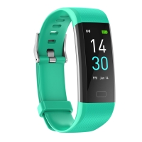 Cheap Sports Health smart watch with temperature sensor bracelet Timer Stopwatch Countdown Pedometer Fitness tracker for sale