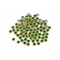 Cheap Home Decoration / Nail Art Rimmed Rhinestones Environmentally Friendly for sale