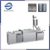 Cheap Semi-Automatic Pharmaceutical Suppository Filling Sealing Counting Cutting Machine (BZS) for sale