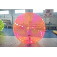 Buy cheap Commercial Grade Inflatable Water Ball , Aqua Ball For Rental Business from Wholesalers