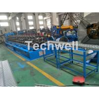 Cheap 15 KW Tray Cable Cold Roll Forming Machine With 18 Stations Forming Roller Stand for sale