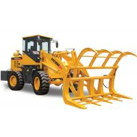 Cheap Model 936B Hydraulic Wheel Loader 4WD 2.4ton Rated Load With Weichai Engine for sale