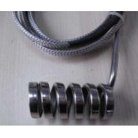 Buy cheap Hot runner coil heater nozzle heater with thermocouple from wholesalers