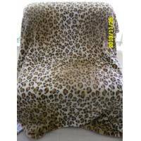 Cheap Printed Fluffy Super Soft Blanket Comfortable / Anti Static , 180X200CM for sale