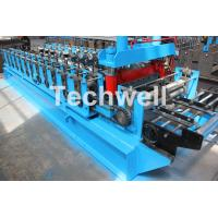 Cheap 0-15m/min Forming Speed Cold Roll Forming Machine With Sheet Left And Right Traverse Movement for sale