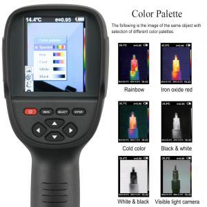 Buy cheap HT-18 Handheld IR Digital Thermal Imager Detector Camera Infrared Temperature from wholesalers