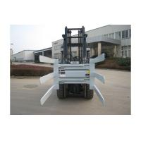 Cheap For hanghcha HC,HELI, DALIAN brand wast paper clamp / forklift clamp / forklift attachment for sale