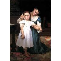 Cheap Reproduction Oil Painting The Shell (1871) for sale