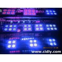Cheap 144*3W Cidly Apollo LED Aquarium Light for Reef Corals Growing for sale