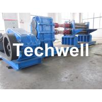 Cheap Heavy Duty Steel Corrugated Roll Forming Machine 48Kw with Gimbal Gearbox Drive for sale
