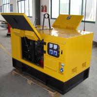 Cheap 8kw to 25kw water cooled engine silent small generator for sale