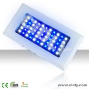 Cheap Dimmable 120W (55*3W) LED Aquarium Lights for sale