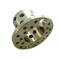 Buy cheap Special Plain Bearing Bush Flanged Head Self Lubricating Bronze Bushings from wholesalers