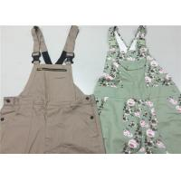 Cheap Classic Style work bib overalls / Safety Cotton custom work apparel For Gardener for sale