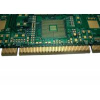 Cheap pcb material fr4 gold plating pcb board for sale