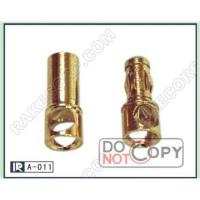 Cheap 3.5mm Gold Plated Banana Plug for sale