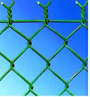 Cheap PVC coated chain link wire mesh for sale